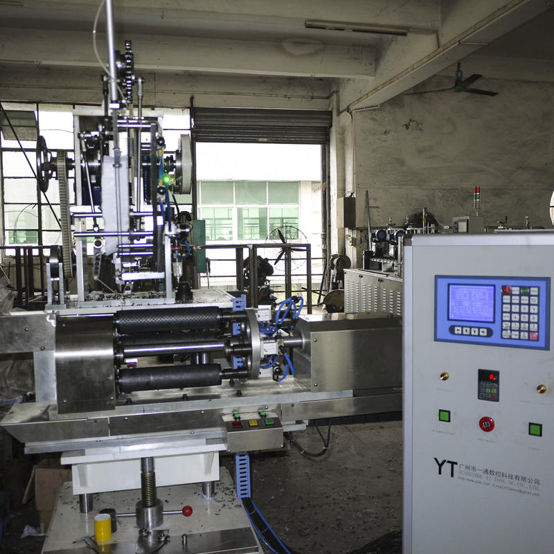 3 Axis Drilling And Tufting Round Brush Machine BHF3DFR02