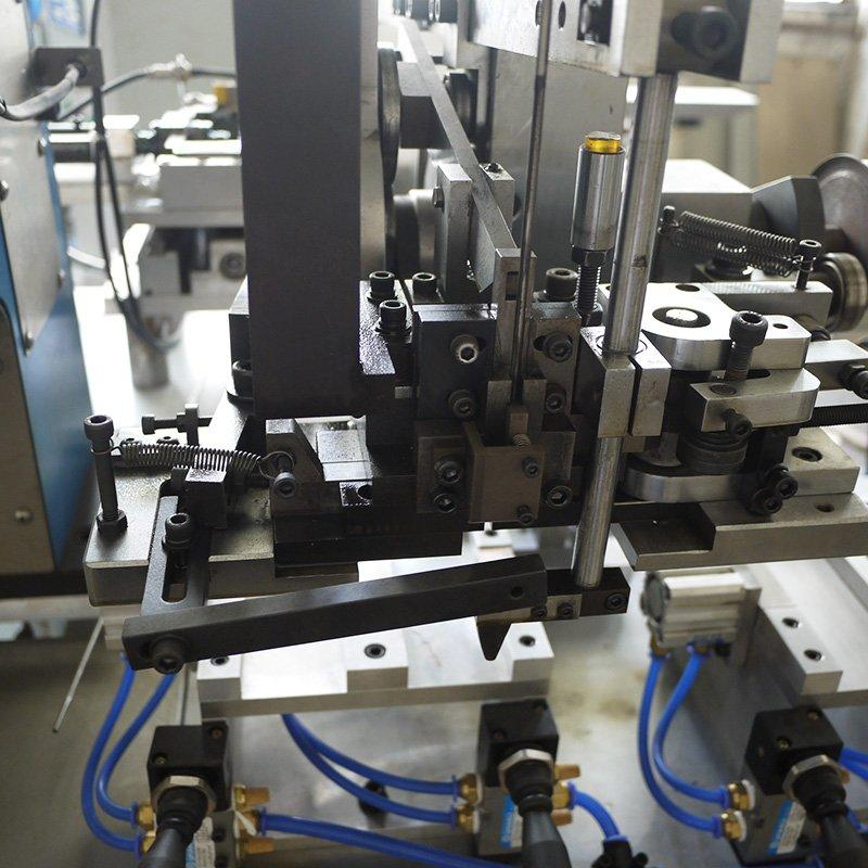 2 Axis Brush Drilling And Filling Automatic Machine BHF2DF02