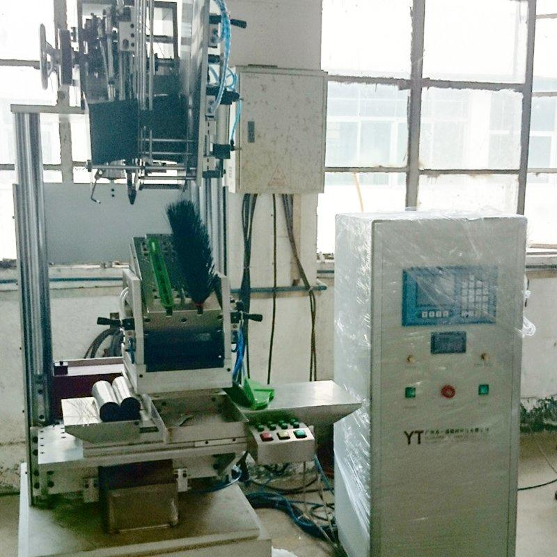 Automatic 4 Axis Brush Filling Machine BHF402F02