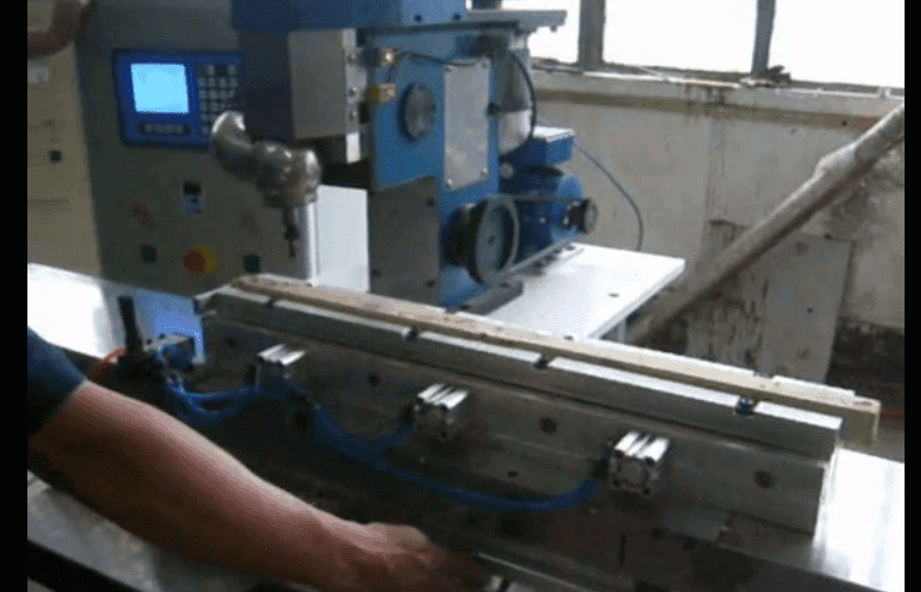 2 AXIS DRILLING MACHINE