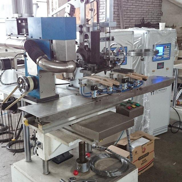 5 Axis Drilling And Filling Steel Wire Brush Machine BHF505SF