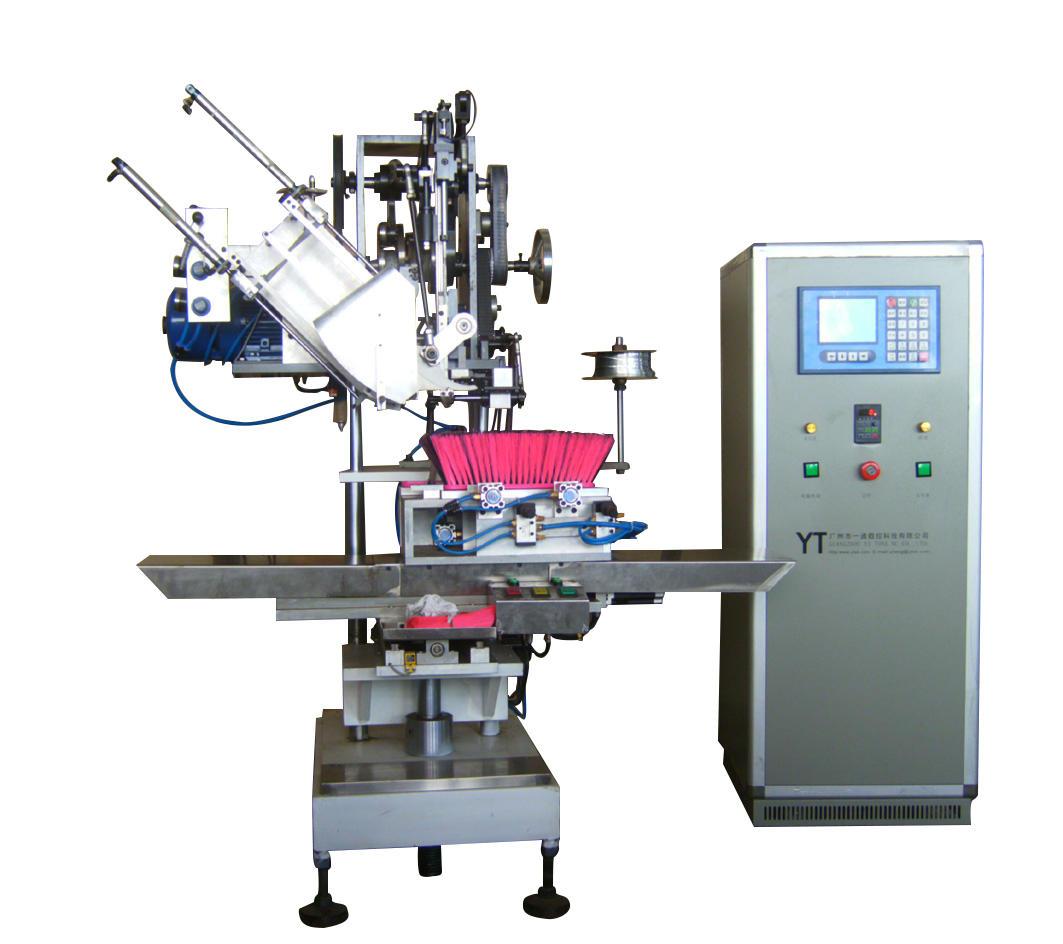 2 axis brush machine-BHF203RTE