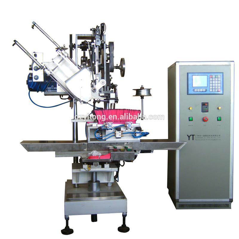Industrial Brush Machine/Cylinder Brush Machine